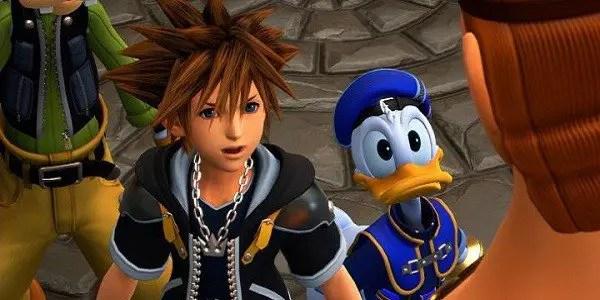 Kingdom Hearts 3 Release Date In January 2020