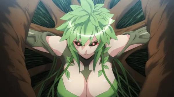 Anime Boobs Moments