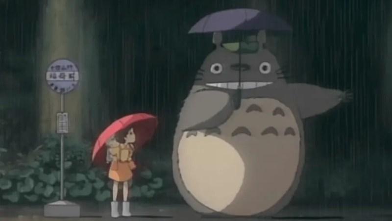Totoro — My Neighbor Totoro
