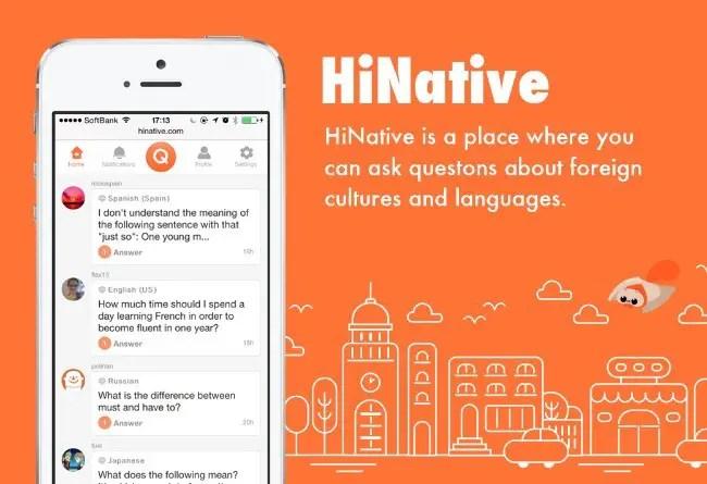 11. HiNative