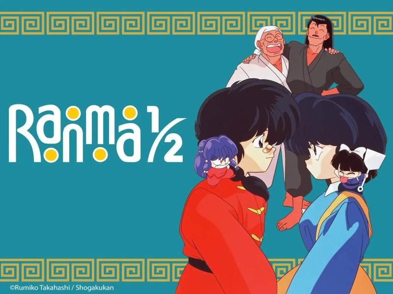 Ranma ½ Sexy anime