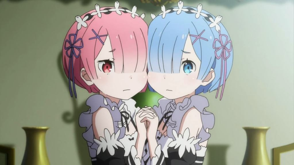 Appearance is everything rem and ram