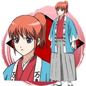 Kagura - Gintama