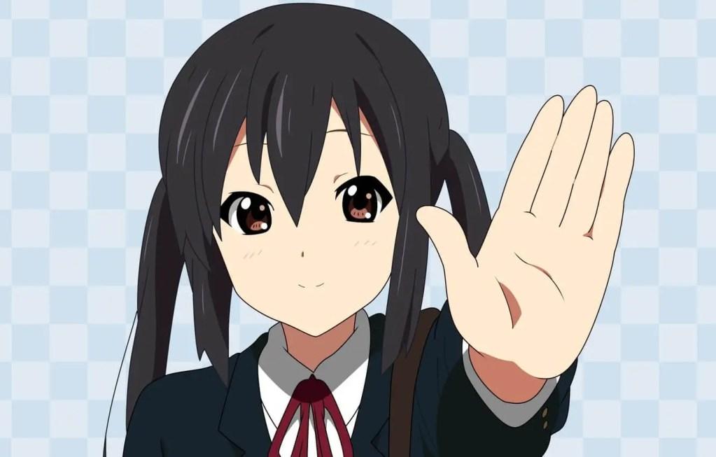 """Azusa """"Azu-nyan"""" Nakano"""