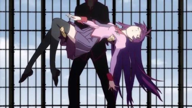 Bakemonogatari (Episodes 1-2; Hitagi Crab)