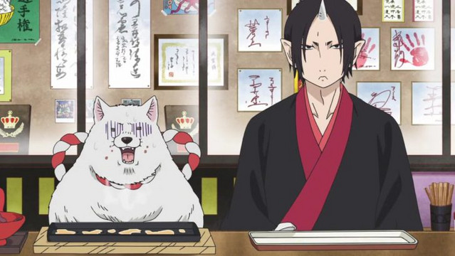 Hozuki's Coolheadedness comedy anime