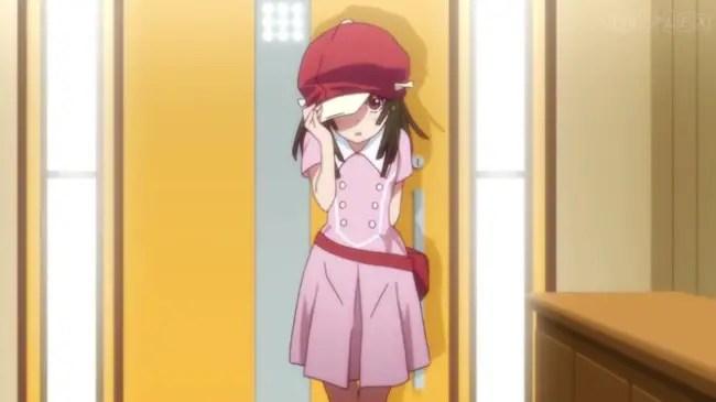 Koyomimonogatari (Episode 5; Koyomi Wind)