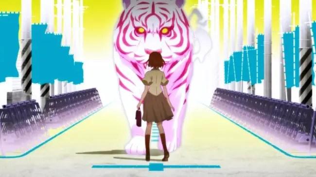 Monogatari Season Season (Episodes 1-5; Tsubasa Tiger)