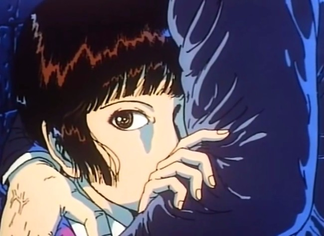 Midori Shoujo Tsubaki Scary Anime