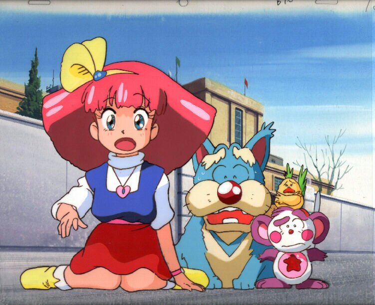 Momo (Magical Princess Minky Momo)