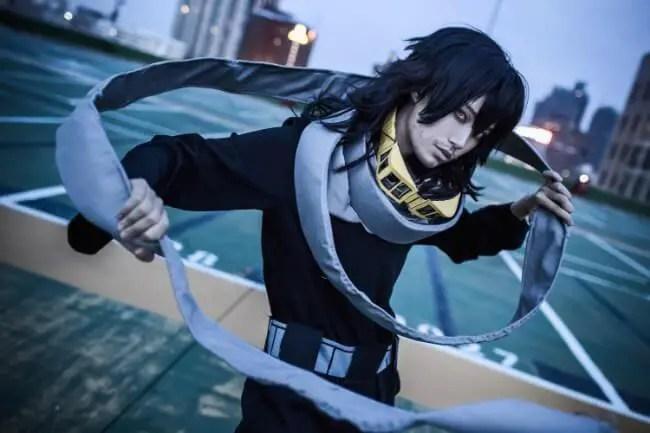 Shota Aizawa cosplay