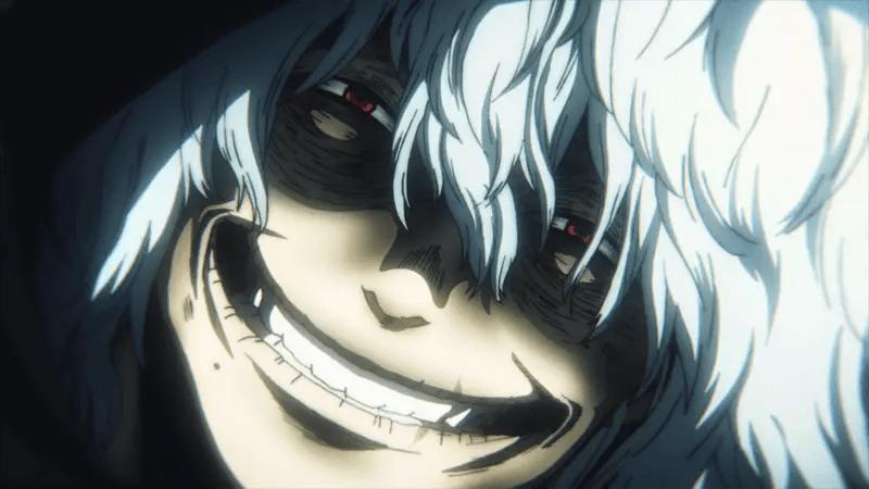 Scary Anime