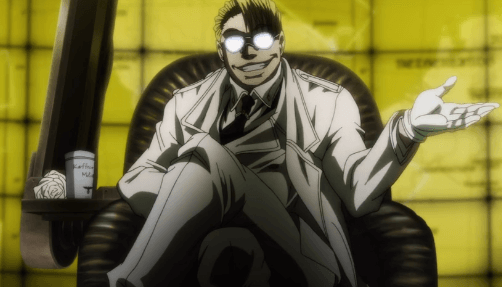 The Major (Hellsing: Ultimate)