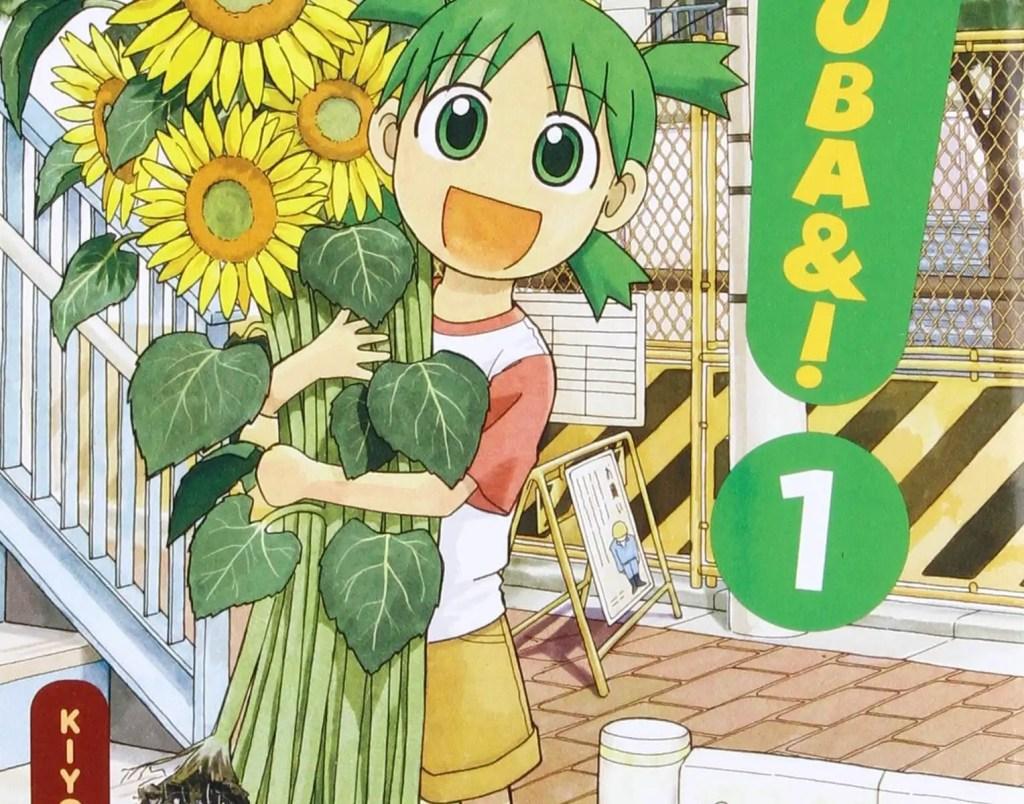 Yotsuba ! popular manga