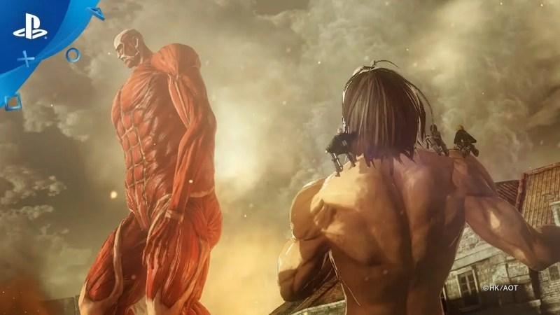 Attack On Titan 1/2/Final