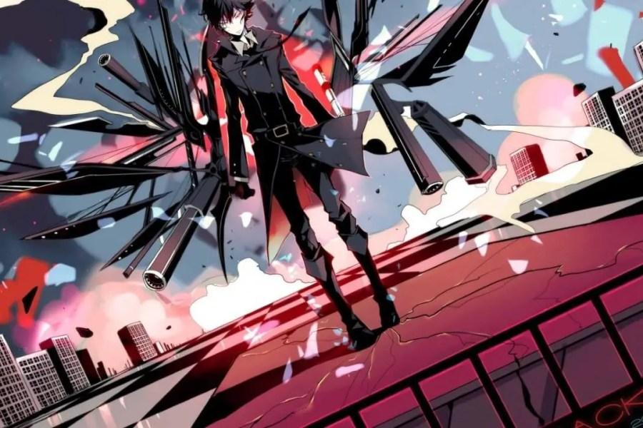 Badass Anime Characters