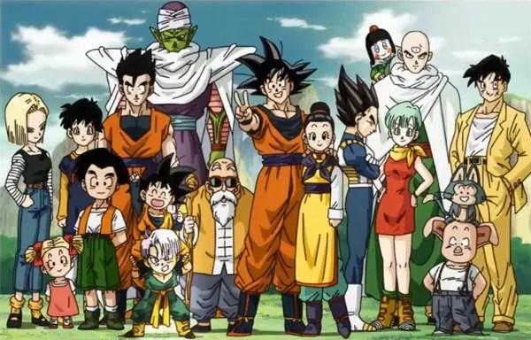 Dragon Ball Z  (1989 – 1996)