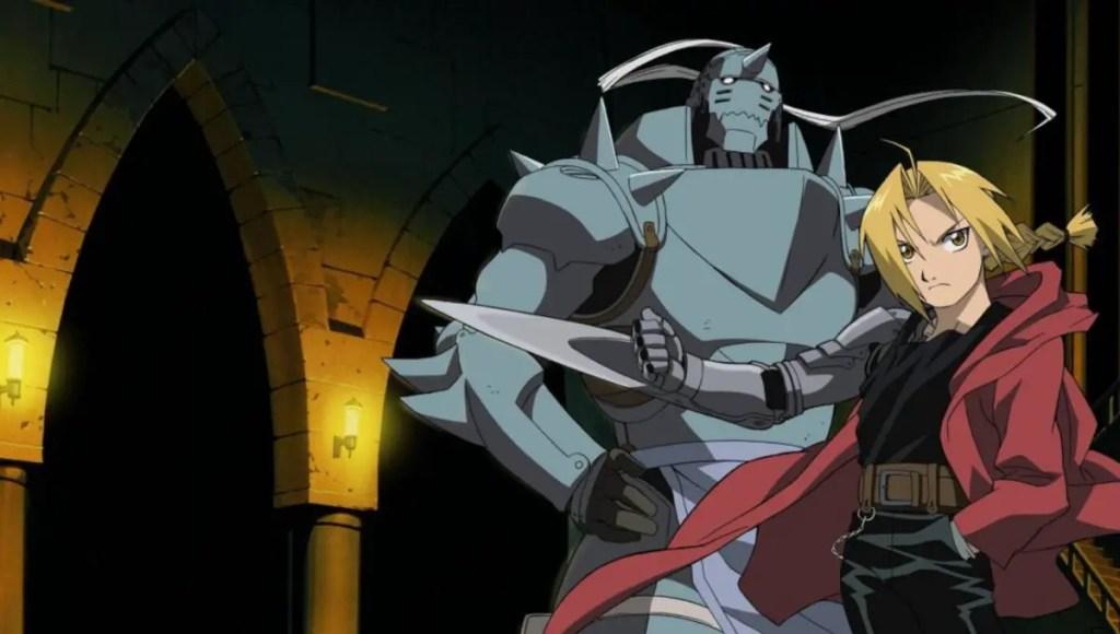 Fullmetal Alchemist military anime