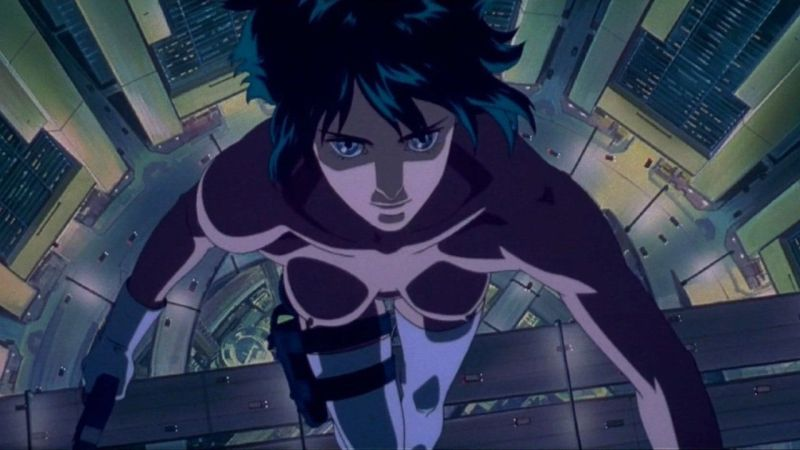Ghost in the Shell (Movie)