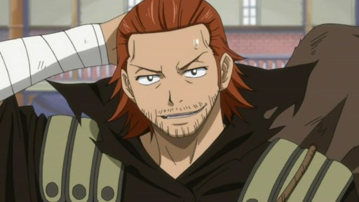 Gildarts Clive (Fairy Tail)