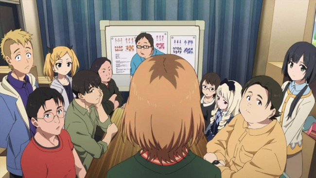 Production Committees anime studios