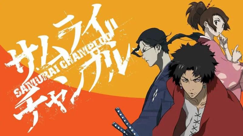 Samurai Champloo Adventure Anime