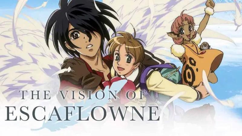 The Vision of Escaflowne  (1996)