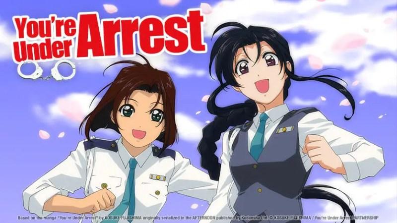 You're Under Arrest