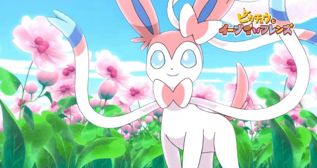 Fairy type Pokemon