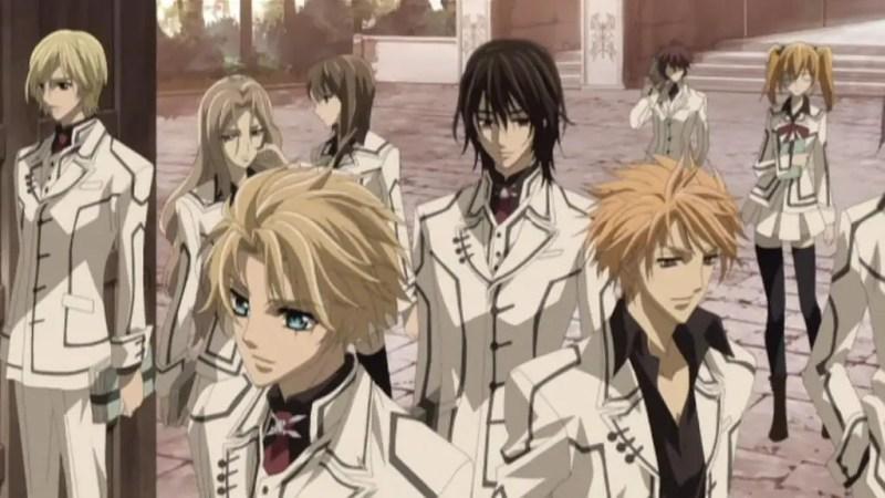 Cross Academy from Vampire Knight