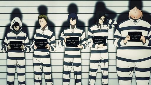 Hachimitsu Private Academy from Prison School