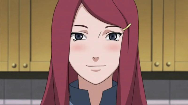 Kushina Uzumaki from Naruto Shippuden