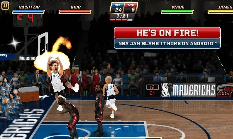 NBA Jam offline android games