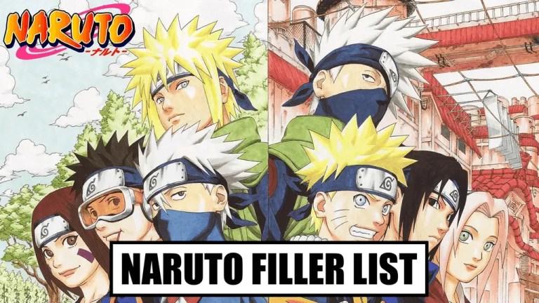Naruto Filler