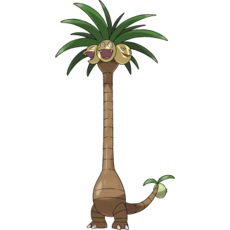 Alolan Exeggutor