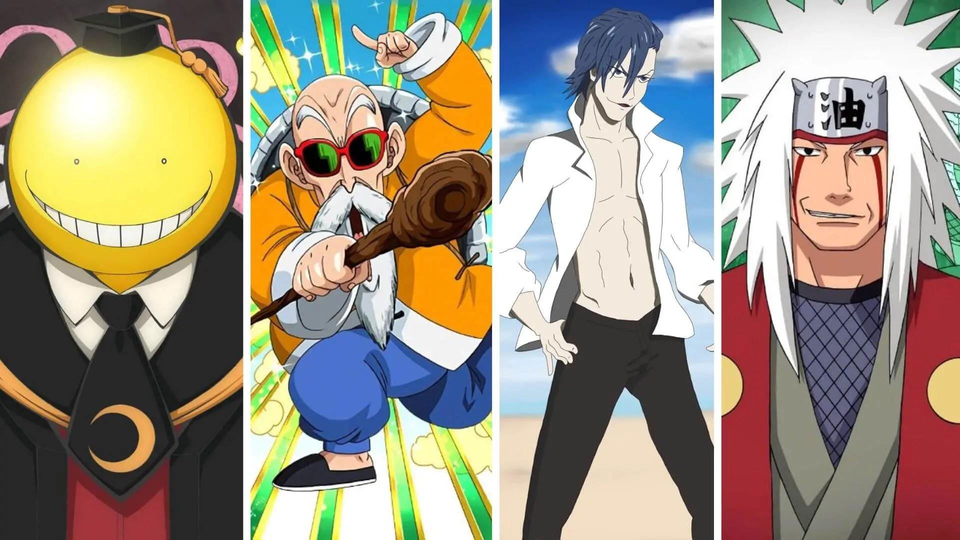 Anime Teacher