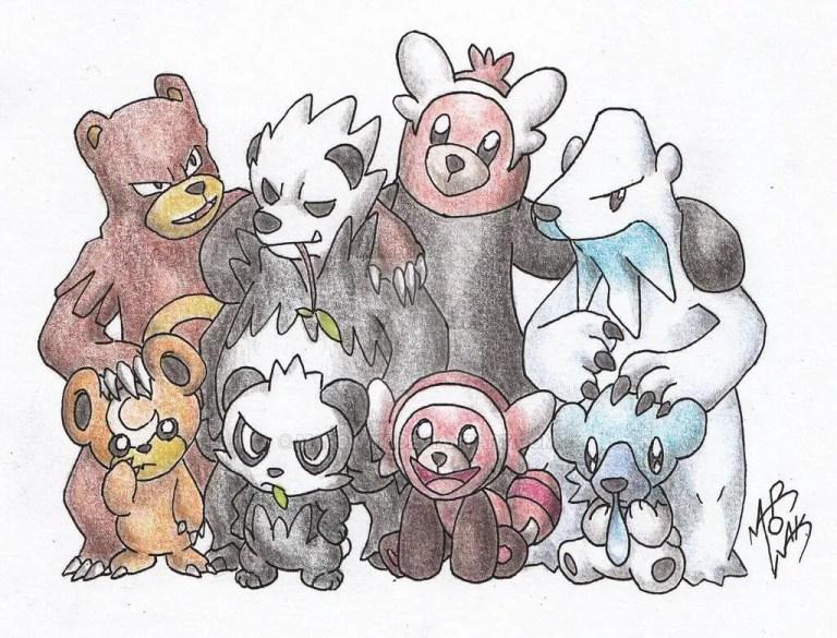 Bear Pokemon