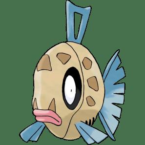Feebas fish pokemon