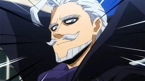 Gentle Villain From Boku no Hero Academia