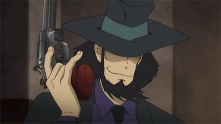 Jigen Daisuke From Lupin III