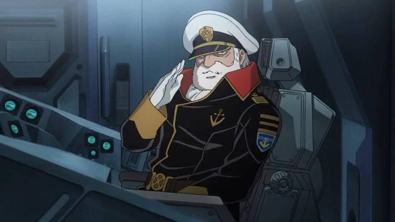 Juuzou Okita From Space Battleship Yamato