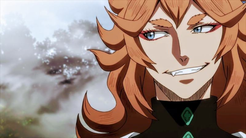 Mereoleona Vermilion From Black Clover