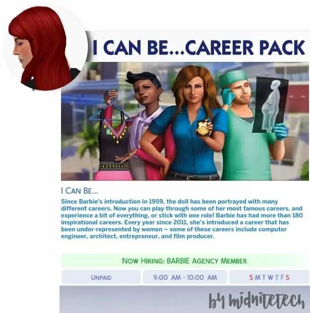 Midnitetech's Career Mods