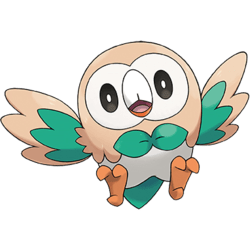 Rowlet