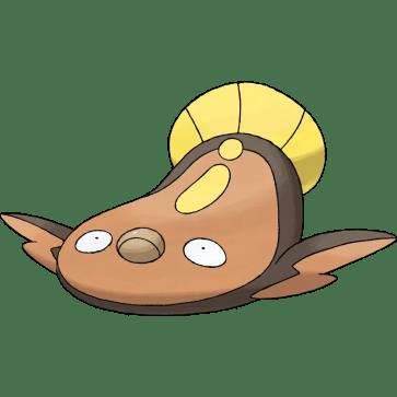 Stunfisk fish pokemon