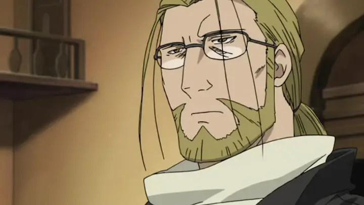 Van Hohenheim From Fullmetal Alchemist
