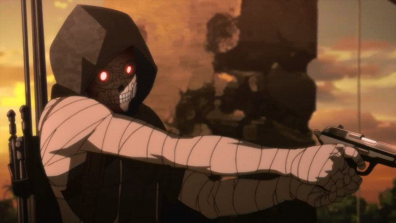 Death Gun From Sword Art Online: Phantom Bullet