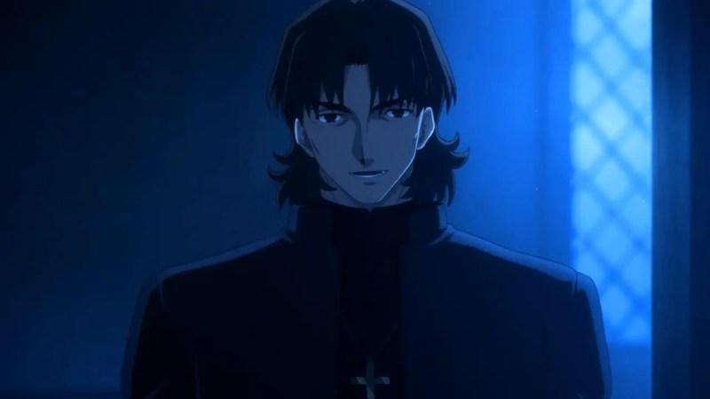 Kotomine Kirei & Assassin From Fate/stay night & Fate/Zero