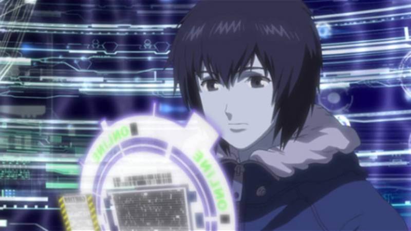 Laughing Man From Ghost in the Shell anime hackers