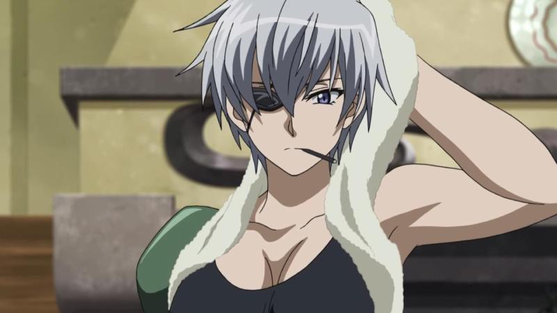 Najenda (Boss) From Akame Ga Kill!